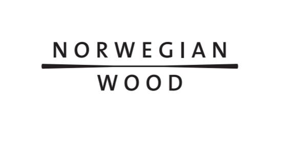 Logo Norwegian Wood, kajakkspesialisten